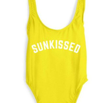 SUNKISSED One Piece Swimsuit