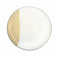 Arabesque First Course Plate  Gold