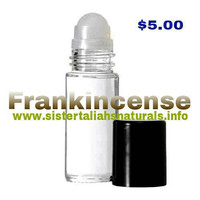 The BEST Frankincense Fragrance Oil for the Body!  All Natural, No additives, completely pure Wholesale Available~!