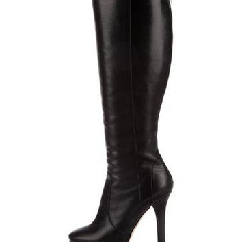 Dyott Knee-High Boots