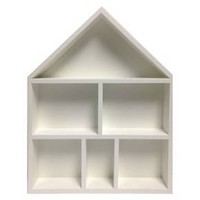 House Cubby Wall Shelf, White - Pillowfort™ : Target