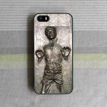iPhone 5 case , iPhone 5S case , iPhone 5C case , iPhone 4S case , iPhone 4 case , han solo carbonite