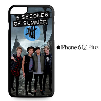 american horror story 5 SOS X2543 iPhone 6S Plus Case