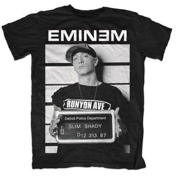 EMINEM MugShot Men's Cotton Tee
