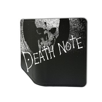 Death Note Leather Passport Holder Protector Cover_SUPERTRAMPshop