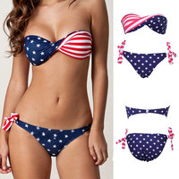 WAS $42! Americana Bikini from ShopWunderlust