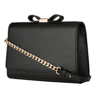 Fashion Chain Bow Shoulder Bag Purse