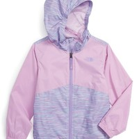 The North Face Flurry Hooded Windbreaker (Toddler Girls & Little Girls) | Nordstrom