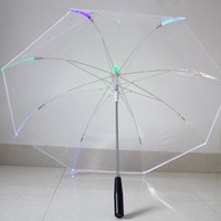 Light Up Your Rainy Day - LED Umbrella - Watch The Video