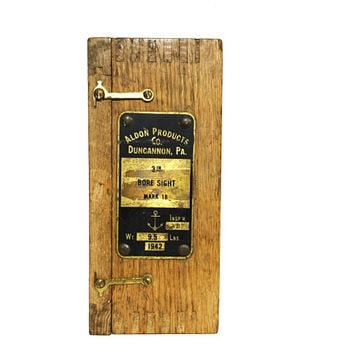 Antique Ammo Box / Rustic Wooden Dovetail Storage Bin / Vintage Ammunition Container / Aldon Products  sc 1 st  Wanelo & Best Vintage Ammo Boxes Products on Wanelo Aboutintivar.Com