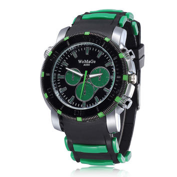 Womage Relogio Feminino Wrist Watch