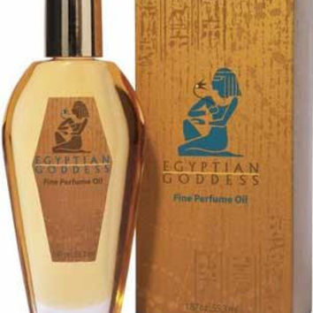 1.87 Ounce Egyptian Goddess Auric Blends Oil