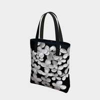 Flower Tote * Wedding Tote Bag * Floral Tote Bag * Travel Tote * Beach Tote * Market Tote Bag * Teachers Tote * Gift For Mom
