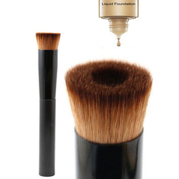 Multipurpose Liquid Foundation Brush Pro Powder Makeup Brushes