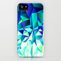 Polygons - Pocahontas iPhone & iPod Case by House of Jennifer