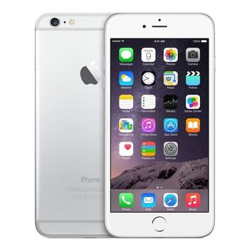 Certified Preowned iPhone 6 Silver AT&T 128GB (MG4U2LL/A) (A1549)