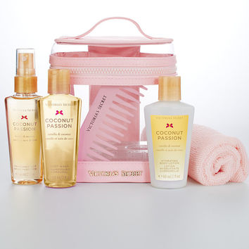Coconut Passion All About Me Refresher Kit - VS Fantasies - Victoria's Secret
