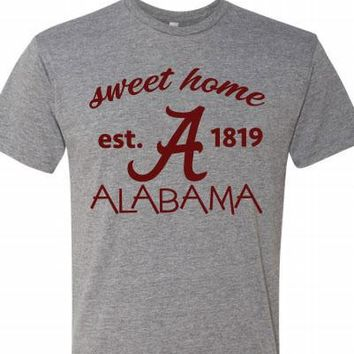 Alabama, Sweet Home