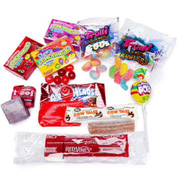 Sathers Kiddie Mix Candy Assortment: 4.5LB Bag