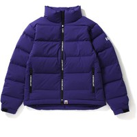 A BATHING APE DOWN JACKET LADIES