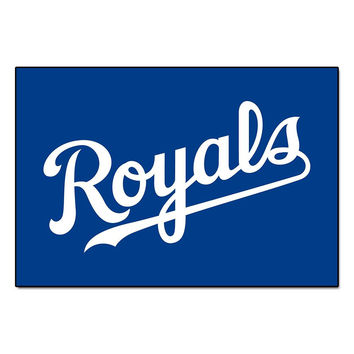Kansas City Royals MLB Starter Floor Mat (20x30)