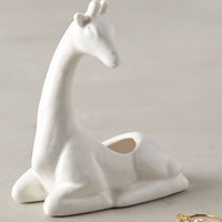 Twiga Trinket  Holder by Anthropologie White One Size House & Home