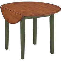 Drop Leaf Arlington Round Dining Table
