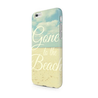"iPhone Case - Alison Coxon ""Gone to the Beach"" Great Christmas Present!"