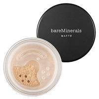 bareMinerals Matte Foundation Broad Spectrum SPF 15 - bareMinerals | Sephora