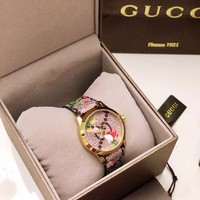 GUCCI Women G-Timeless watch