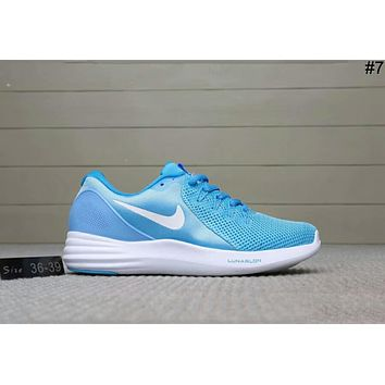 NIKE LUNAR APPARENT Mesh Fashionable Comfortable Breathable Sneakers F-A0-HXYDXPF #7