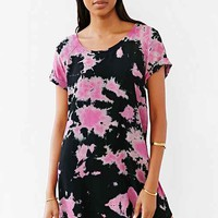 NEUW Runway Tie Dye Dress- Pink