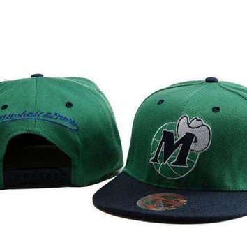 ESBON Dallas Mavericks Cap Snapback Hat - Ready Stock