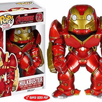 "Funko Marvel Avengers Age of Ultron POP! Marvel Hulkbuster 6"" Vinyl Figure"