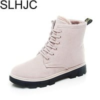 Snow Boots With Slip Resistance