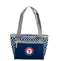 Texas Rangers MLB 16 Can Cooler Tote