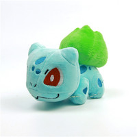 "Pokemon 5.5"" Bulbasaur Plush Doll"