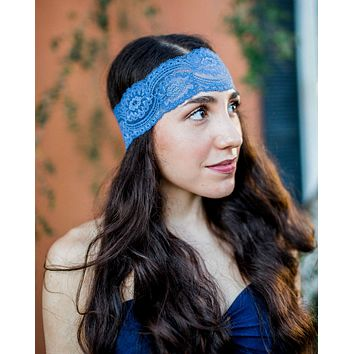 Thin Lace Headbands