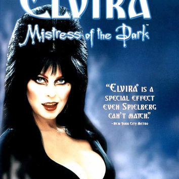 Elvira, Mistress of the Dark 27x40 Movie Poster (1988)