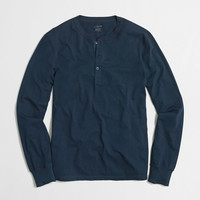 Factory washed henley - Layering Tees & Henleys - FactoryMen's Tees & Polos - J.Crew Factory