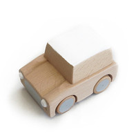 Wooden Car Beech