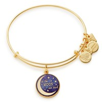 Alex and Ani Stellar Love Expandable Wire Bangle, Charity by Design Collection | Bloomingdales's