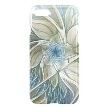 A Floral Dream Pattern Abstract Fractal Art iPhone 7 Case