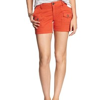 Banana Republic Womens Factory Chino Cargo Short