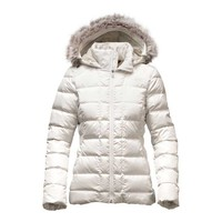 The North Face Gotham Down Jacket for Women in Vaporous Grey NF00CX66-MTD