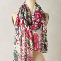 Genera Scarf by Anthropologie in Pink Size: One Size Scarves