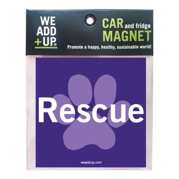 Animal Rescue Magnet