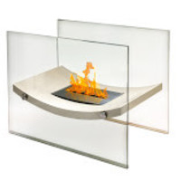 Broadway Table Top Bio-Ethanol Fire Pit
