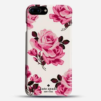 Kate Spade Hot Sale Trending Couple Phone  Case For iPhone 7 iPhone 7 plus iphone 6 6s 6plus 6s plus Grey
