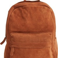 Elle & Jae Gypset 'Yes to Heaven' Suede Backpack | Nordstrom